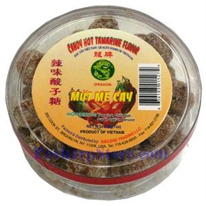 Picture of Dragon Hot Tagerine Candy (Mut Me Cay) 7oz