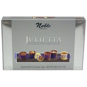 Picture of Noble Chocolates  Julietta Assorted Chocolate Cups 7 oz