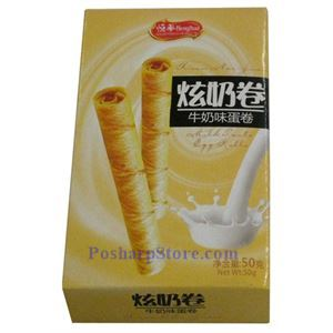 Picture of Henghua Milk Egg Roll 1.7oz