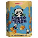 Picture of Meiji Hello Panda Biscuits with Milk Cream 9.1 oz