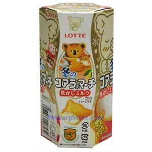 Picture of Lotte Koala's March Milk Creme Filled Cookies 1.45oz