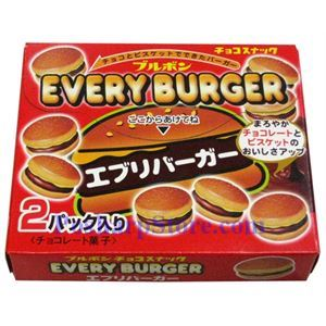 Picture of Bourbon Every Burger Chocolate Burger Snack 2.3oz