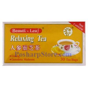 Picture of Beauti-Leaf Relaxing Herbal Tea 30 Teabags