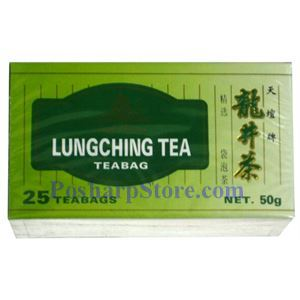 Picture of Temple of Heaven LungChing Green  Tea 20 Teabags