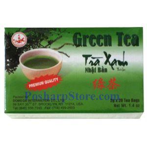 Picture of Domega Premium Green Tea 20 Teabags