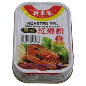 Picture of Hsin Tung Yang Roasted Eel with Fermented Black Bean 3.5 oz