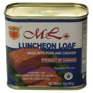 Picture of Maling Luncheon Loaf with Chichen and Pork 12 oz