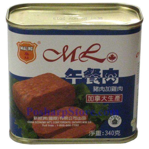 Picture for category Maling Luncheon Loaf with Chichen and Pork 12 oz