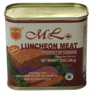 Picture of Maling Premium Luncheon Meat 12 oz