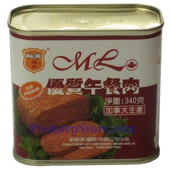 Picture for category Maling Premium Luncheon Meat 12 oz