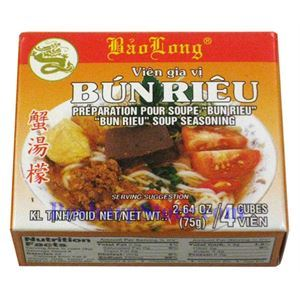 "Picture of Bao Long ""Bun Rieu"" Soup Seasoning 2.64 oz"