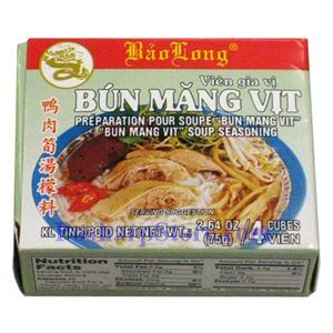 "Picture of Bao Long ""Bun Mang Vit"" Soup Seasoning  2.64 oz"