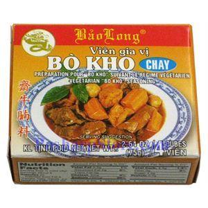 图片 越南宝龙牌斋牛腩料 75克