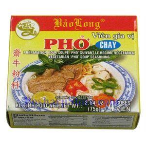 图片 越南宝龙牌斋牛粉料 75克