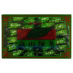 图片 茶福记牌高山绿茶 227克