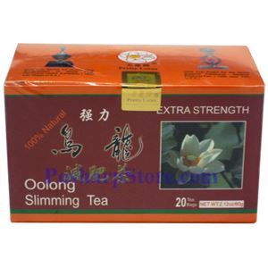 Picture of Pretty Lotus Oolong Slimming Tea Extra Strength 20 Teabags