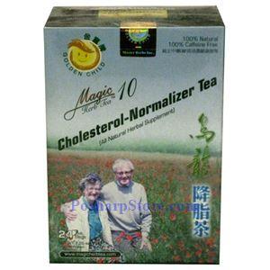 图片 金童牌乌龙降脂茶 24茶袋