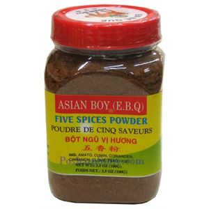 Picture of Asian Boy Five Spices Powder (Bot Ngu Vi Huong) 3.5 oz