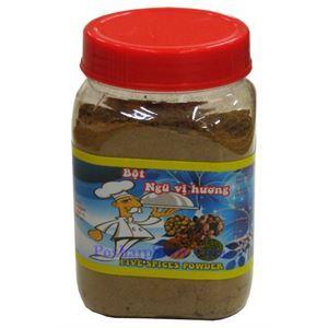 图片 越南孔雀牌五香粉 125克
