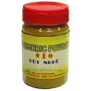 Picture of Willis Eagle Turmeric Powder (Bot Nghe) 2.45 oz