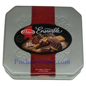 图片 比利时Declare牌什锦巧克力饼干 300克