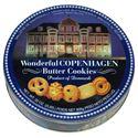 图片 丹麦哥本哈根奶油饼干 908克