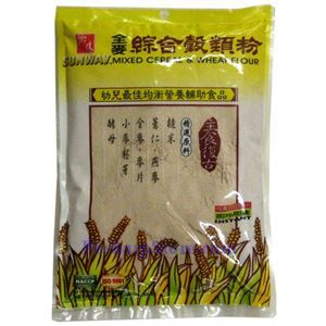 Picture of Sunway Mixed Cereal & Wheat Flour 15.7oz
