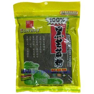 Picture of Sunway 100% Pure Black Sesame Powder 8.8 oz