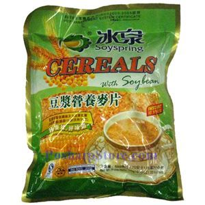 Picture of Soyspring Instant Cereals With Soybean 19.7 oz
