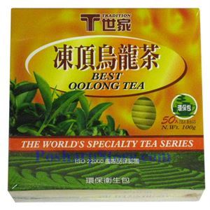 Picture of Tradition Best Oolong Tea 50 Teabags