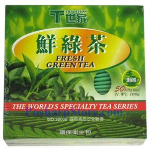 Picture of Tradition Fresh Green Tea 50 Teabags