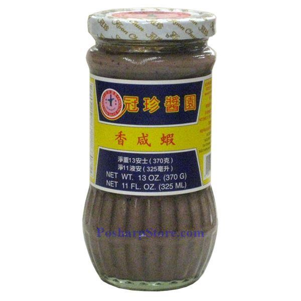 分类图片 冠珍酱园香咸虾酱 370克