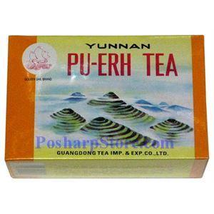 Picture of Golden Sail Brand Yunnan Pu-Erh Tea 0.8 oz