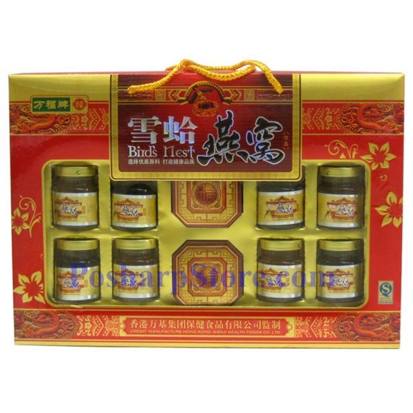 Picture for category Wanfu  Bird's Nest with Rock Sugar & Hashima 20 oz