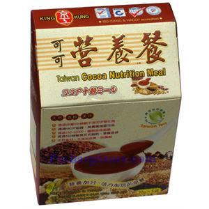 Picture of King Kung Taiwan Cocoa Nutrition Meal