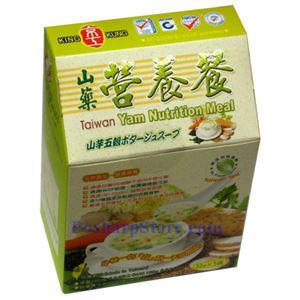 Picture of King Kung Taiwan Yam Nutrition Meal