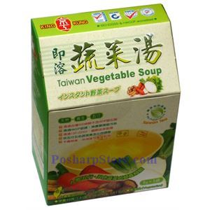 Picture of King Kung Instant Taiwan Vegetable Soup