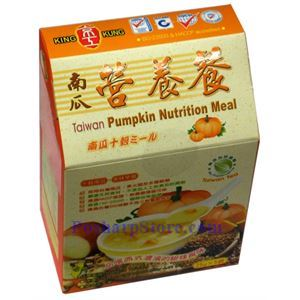Picture of King Kung Pumpkin Nutrition Meal
