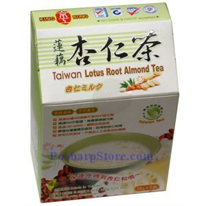 Picture of King Kung Lotus Root Almond Tea