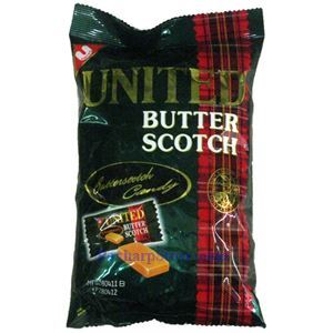 Picture of United Butterscotch Candy 6.35 oz