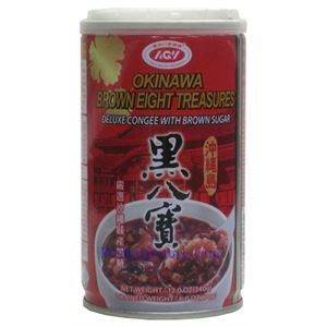 Picture of AGV Brown Eight Treasure Congee with Brown Sugar 12 FL Oz