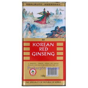 Picture of Korean Red Ginseng 20, 5.28 oz