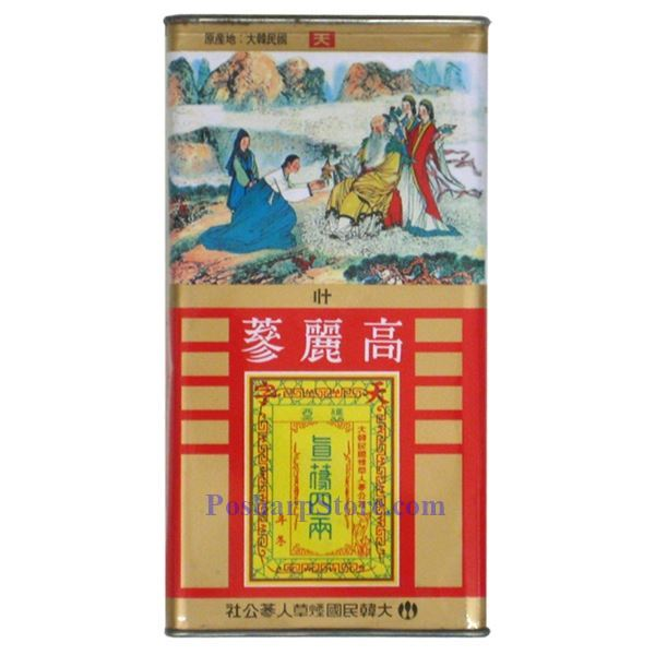 Picture for category Korean Red Ginseng 20, 5.28 oz
