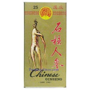 Picture of Chinese Panax Ginseng  16oz