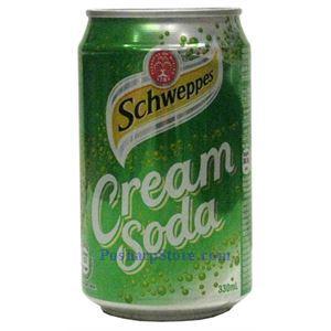 Picture of Schweppes Cream Soda 330mL
