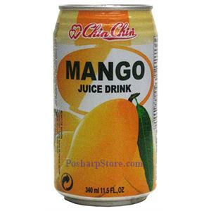 Picture of Chin Chin Mango Juice Drink 11.5 Fl.Oz
