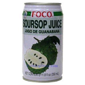 Picture of Foco Soursop Juice 11.8 Fl.Oz