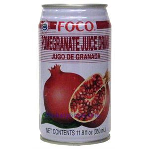 Picture of Foco Pomegranate Juice Drink 11.8 Fl.Oz