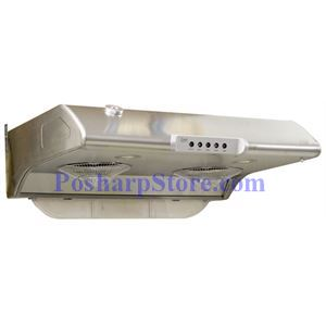 Picture of Cyber AC2011-3 30 Inch Range Hood with Electronic Auto-Wash