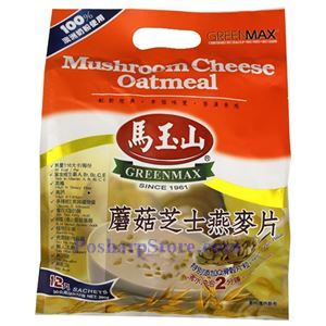 Picture of GreenMax Mushroom Cheese Oatmeal 12.7oz